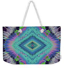 Weekender Tote Bag featuring the photograph Exponential Flare 2 by Colleen Taylor