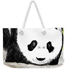 Vivi's Pet Panda Weekender Tote Bag