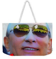 Vladimir Putin Weekender Tote Bag
