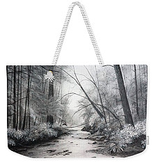 Voices Carry Weekender Tote Bag
