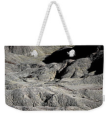 Volcanic Deposit Painted Desert  Weekender Tote Bag