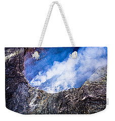 Kilauea Volcano Weekender Tote Bag