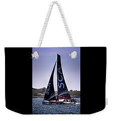 Volvo Ocean Race Team Sca Weekender Tote Bag