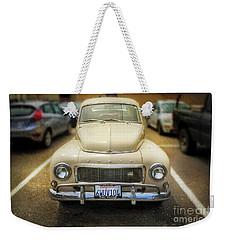 Volvo, The California Girlfriend Weekender Tote Bag
