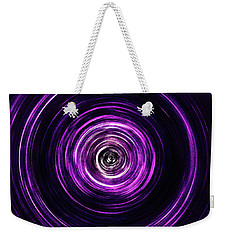 Vortex Into The Unknown Weekender Tote Bag