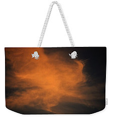 Weekender Tote Bag featuring the photograph Vortex by John Glass