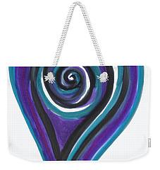 Vortex Wave Weekender Tote Bag