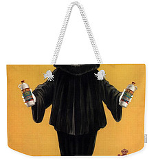Vov Pezziol - Italian Liquer - Padova, Italy - Vintage Advertising Poster Weekender Tote Bag