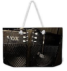 Vox Amp Weekender Tote Bag