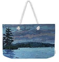Voyageur Highway Weekender Tote Bag