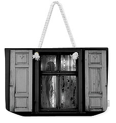 Voyeurism - Nude In Window Weekender Tote Bag