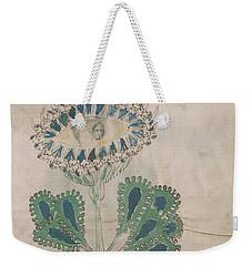 Voynich Flora 11 Weekender Tote Bag