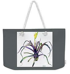 Vriesea Bleheri Weekender Tote Bag