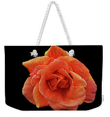 Weekender Tote Bag featuring the photograph Vulcania by Mark Blauhoefer