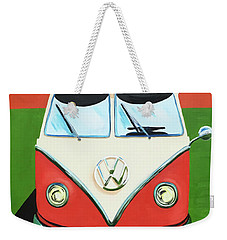 Vw-bus-obie Weekender Tote Bag
