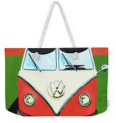 Vw-bus-obie Weekender Tote Bag