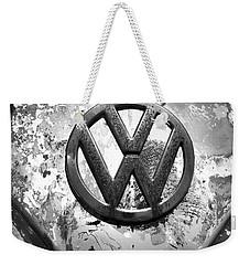 Vw Volkswagen  Weekender Tote Bag by Kelly Hazel