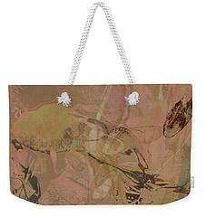 Wabi-sabi Ikebana Original Mashup Weekender Tote Bag