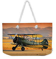 Waco Upf-7  Version 2 Weekender Tote Bag