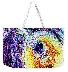Wade Weekender Tote Bag by Alene Sirott-Cope