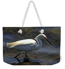 Wading And Watching Weekender Tote Bag