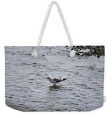 Wading Gull Weekender Tote Bag