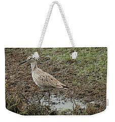 Wading Sandpiper Weekender Tote Bag