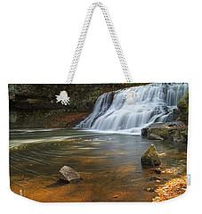 Wadsworth Falls Weekender Tote Bag
