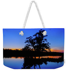 Wagardu Lake, Yanchep National Park Weekender Tote Bag by Dave Catley
