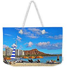 Waikiki Weekender Tote Bag