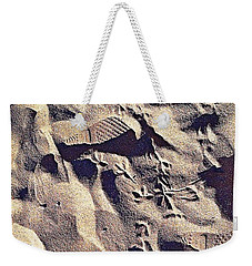 Waikiki Sand Weekender Tote Bag