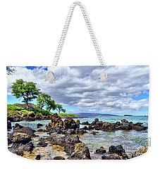 Wailea Beach #2 Weekender Tote Bag