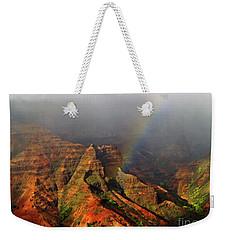 Waimea Canyon I Weekender Tote Bag