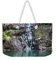 Waimea Waterfall Weekender Tote Bag