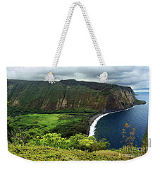 Waipio Valley Weekender Tote Bag