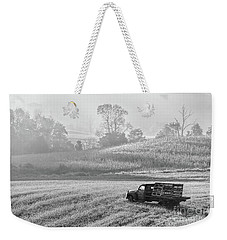 Waiting For A Load Weekender Tote Bag