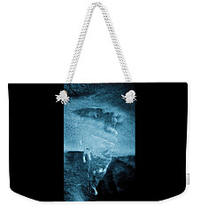 Waiting For An Old Flame Weekender Tote Bag