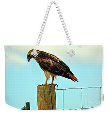 Waiting For Lunch...? Weekender Tote Bag