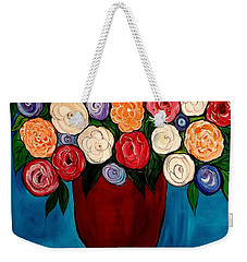 Waiting For My Turn Weekender Tote Bag