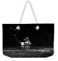 Waiting For Our Turn Weekender Tote Bag