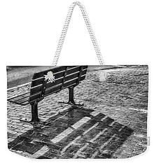 Weekender Tote Bag featuring the photograph Waiting For Proposal by Richard Bean