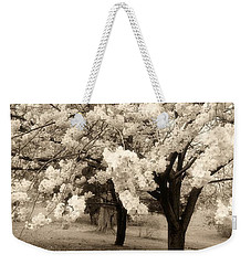 Waiting For Sunday - Holmdel Park Weekender Tote Bag