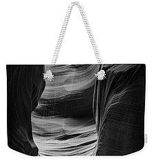 Waiting For Sunlight Weekender Tote Bag