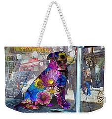 Waiting Weekender Tote Bag by Judi Saunders