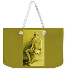 Waiting To Be Called Weekender Tote Bag