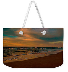 Waiting On The Dawn Weekender Tote Bag