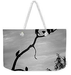 Waiting Weekender Tote Bag by Robert Meanor