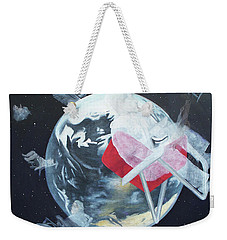 Waiting To Be Reincarnated Weekender Tote Bag