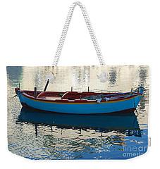 Waiting To Go Fishing Weekender Tote Bag
