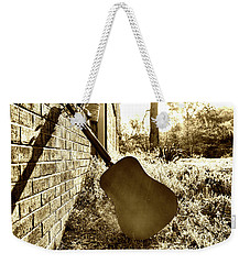 Waiting To Play Weekender Tote Bag
